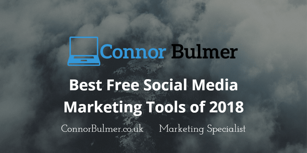 The best free social media marketing tools of 2018